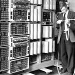 Primera grabación de música generada por computadora