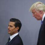 Trump a la defensa de los trabajadores mexicanos, exigirá a Peña Nieto aumentar salario