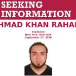 Identifican al presunto autor de la explosión de Manhattan