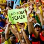 "Gritos ""Fuera Temer"" marcan inauguración de paralímpicos en Río (video)"
