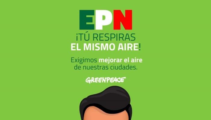 Peña Nieto también le ha fallado al medio ambiente: Greenpeace