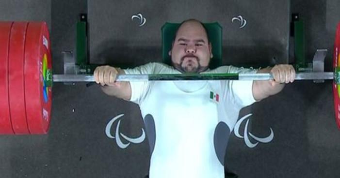 Décima medalla de México en Paralímpicos: Jesús Castillo consigue bronce