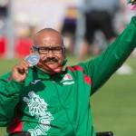 Luis Zepeda consigue medalla de plata para México en Paralímpicos de Río 2016