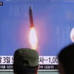 Corea del Norte habría lanzado un misil 'sin exito', según Corea del Sur y Estados Unidos
