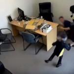 Niña de seis años se enfrenta a ladrones
