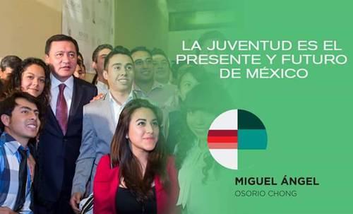 """Osorio Chong comienza """"campaña"""" electoral en redes"""