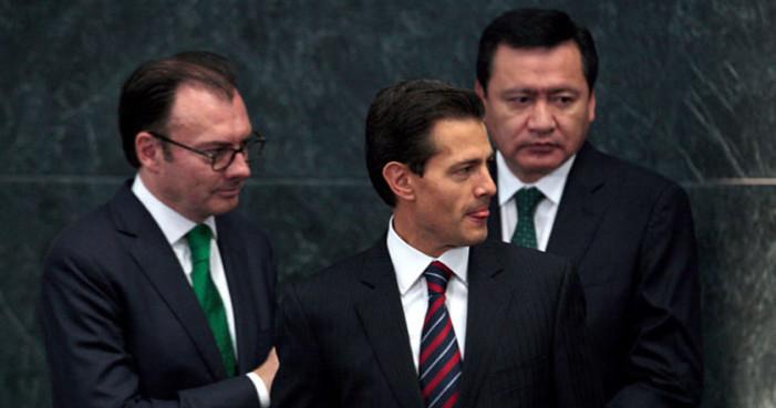 Osorio Chong descarta ser candidato del PRI, promete 'lealtad a EPN'