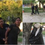 Mata a Pitbull por ser 'satánico' en  plaza pública de Torreón y lo arrestan (VIDEO)