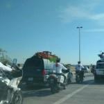 Cenizas de Juan Gabriel parten rumbo a la Ciudad de México