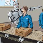 En 2021, robots habrán reemplazado el 6% de humanos en empleos