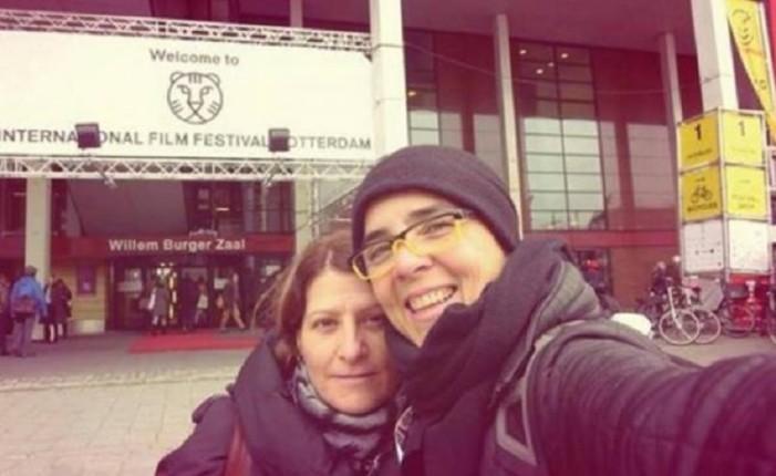 Adriana Rosique, esposa del cineasta asesinado hace poco se habría suicidado