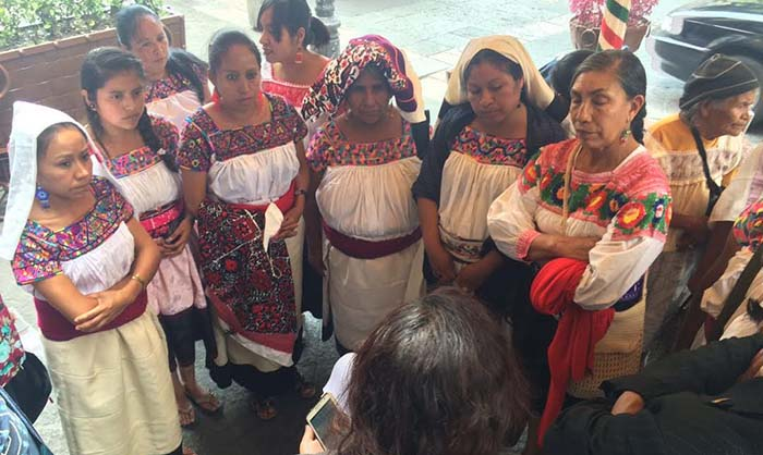 32 comunidades de Puebla rechazan gasoducto canadiense Tuxpan-Tula