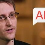 Snowden aconseja no usar Allo, servicio de mensajería de Google