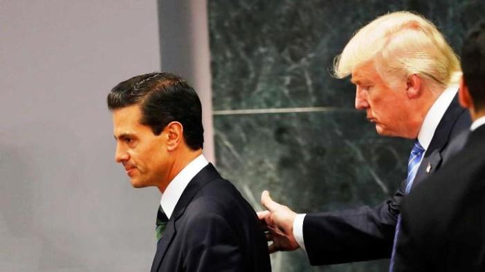 PRI y PAN, más cercanos al partido de Trump que AMLO