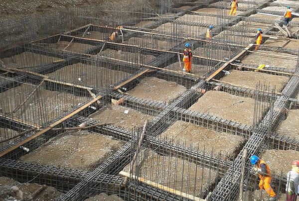 Losa de cimentación para el NAICM costará 405 millones de dólares