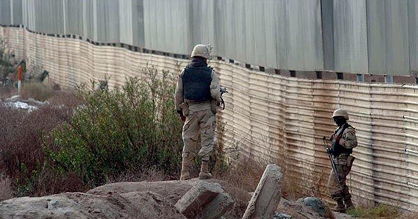 """Alto a """"criminalización"""" de migrantes y refugiados; protestan en ambos territorios de la frontera"""