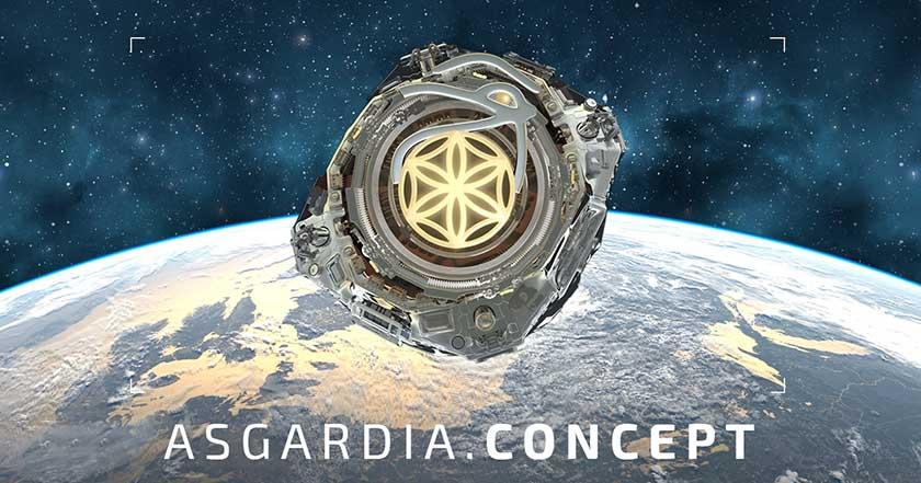 Asgardia proyecto de primer Estado Nación en el espacio
