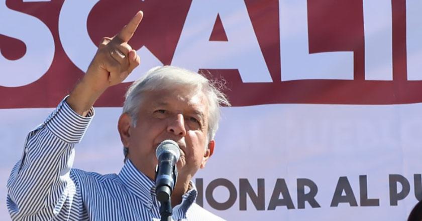 'Autosuficiencia para que mexicanos no necesiten emigrar' AMLO