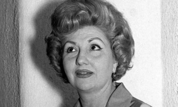 Murió Carlota Bilbao, actriz de Marcelino Pan y Vino