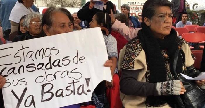 Construcción de 300 departamentos en Coyoacán causará desabasto de agua