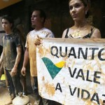 Están asesinando a defensores del medio ambiente en Brasil