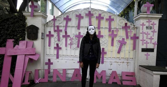 Feminicidios en Ciudad de México, cada vez más violentos