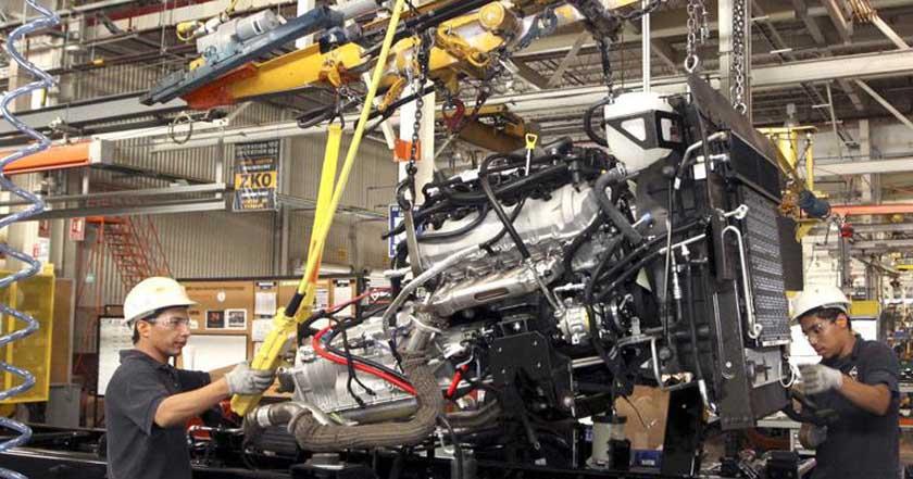 Ford cierra dos plantas automotriz en México