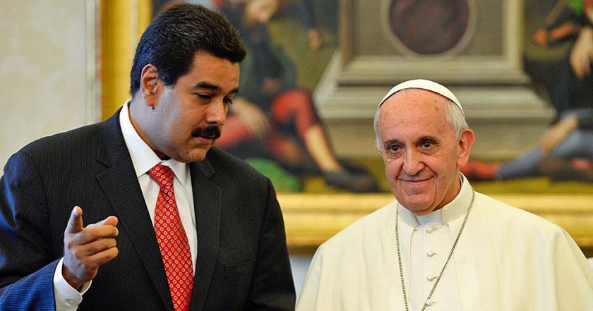 Gobierno de Venezuela y oposición dialogarán el 30 de octubre