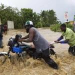 Haití, golpeado por Matthew ahora sufre cólera