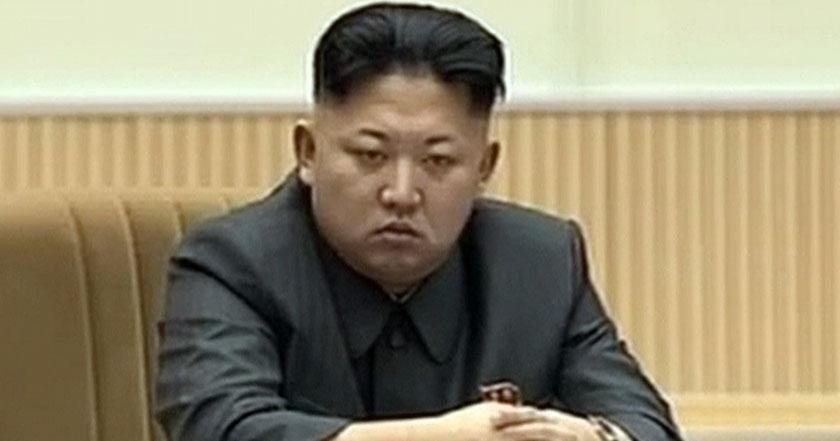 KIM JONG UN Corea del Norte falla prueba de lanzamiento de misil balístico
