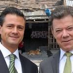 México aporta un millón de dólares a Colombia para contribuir con la paz