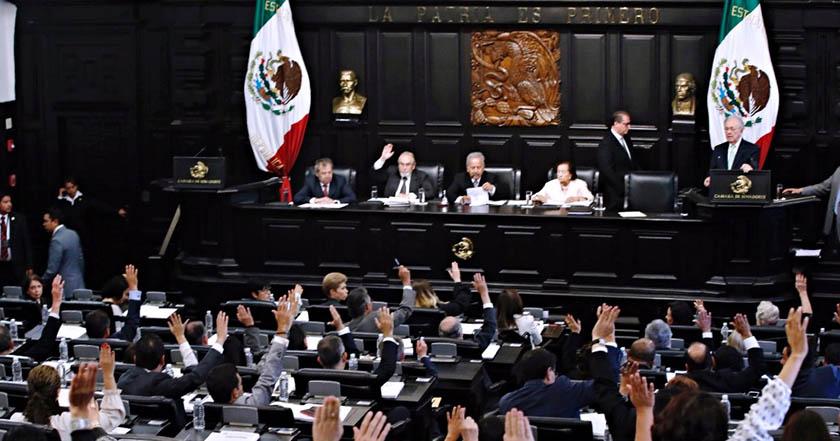 Morena propone dos representantes ciudadanos para presidir comisiones en la Constituyente