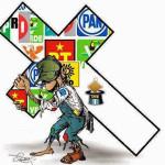 Congreso de Jalisco aprueba reducir financiamiento a partidos políticos