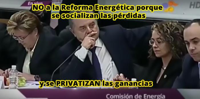 """""""Si no pueden, sepárense del cargo"""": Diputada de Morena a Secretario de Energía"""