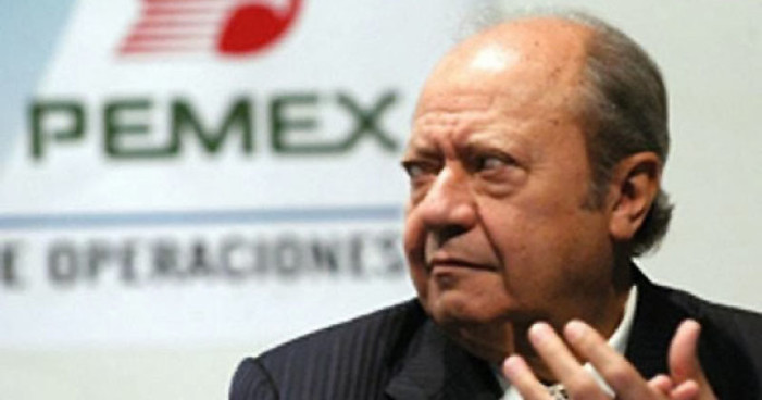 Pemex entrega cada mes más de 16 millones de pesos a sindicato de Romero Deschamps