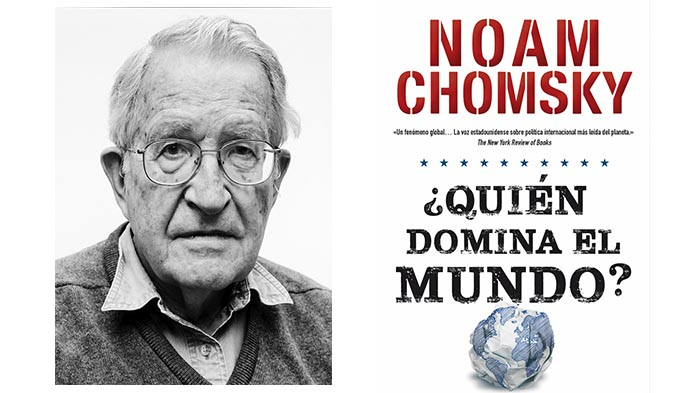 ¿Quién domina el mundo? de Noam Chomsky