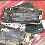 Se incendia iPhone en avión, todos pensaron que era un Galaxy Note 7