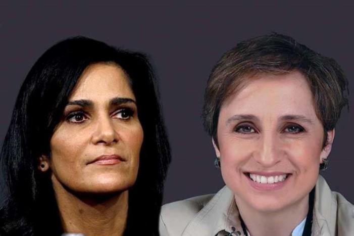 Aristegui y Lydia Cacho participarán en protesta contra feminicidios
