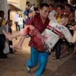 Pelea de presos termina en motín, muerte de 25 y toma de rehenes en Brasil