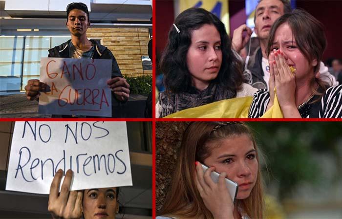 Razones de la abstención colombiana
