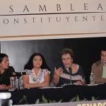 Morena propone austeridad y transparencia en la Asamblea Constituyente