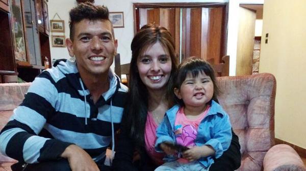 Futbolista se cambia de apellido para que no hagan bullying a hija