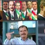 ¿Cuál diferencia haría Meade si sus jefes fueron Peña, Calderón, Fox, Zedillo y Salinas?