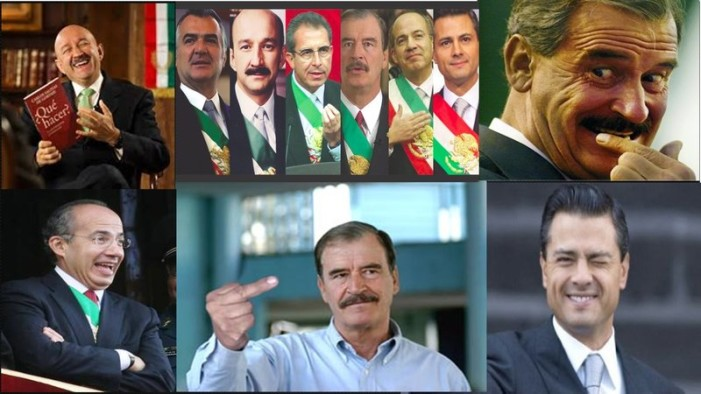 Piden en Change.or quitar pensión a expresidentes