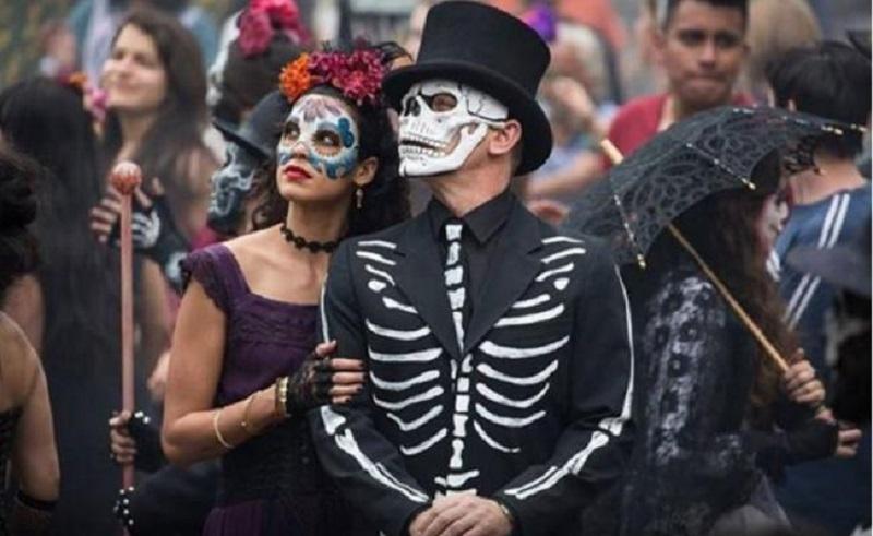 Celebrarán el Día de Muertos con desfile en el Zócalo