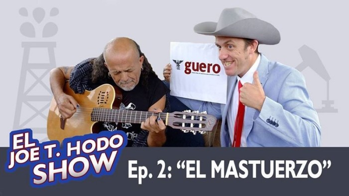 Joe T. Hodo, el gringo que quiere ser presidente de México