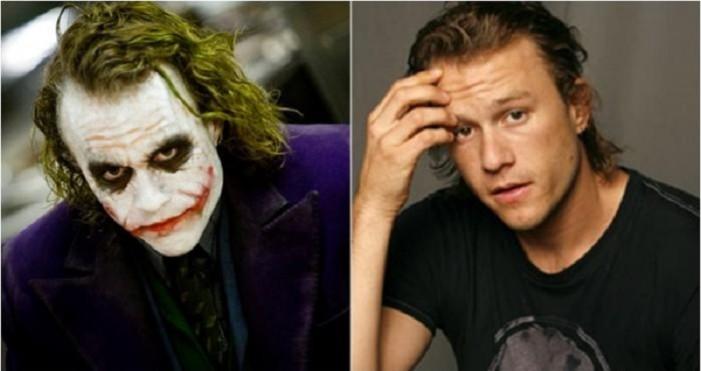 Antes de morir, el actor Heath Ledger hizo de su casa un templo para el Joker