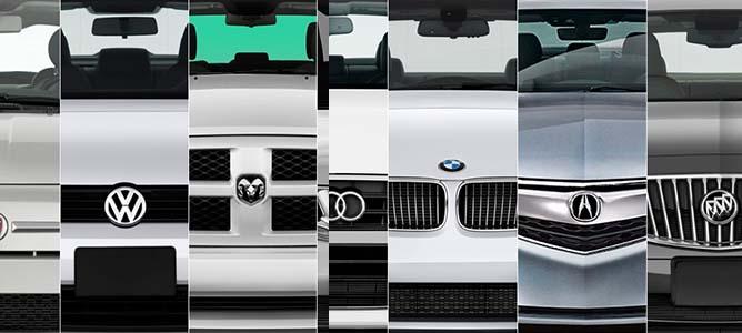 Marcas de autos menos y más confiables en México
