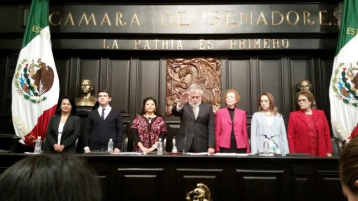 Instalan mesa directiva de la Asamblea Constituyente de la Ciudad de México