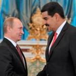 """Putin, ganador del premio """"Hugo Chávez"""" creado por Nicolás Maduro"""